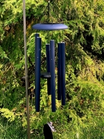Midnight Blue Corinthian Bells T-306