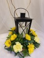Sunshine and Light Lantern Arrangement