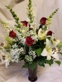 Elegant Grace Arrangement