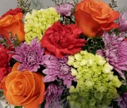 Designer's Choice Bouquet - Bright Colors