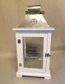 Amazing Grace White Lantern, large