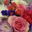 Valentine's Day Designer's Choice Bouquet - pink and purple with roses