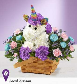 1-800-Flowers Enchanting Unicorn