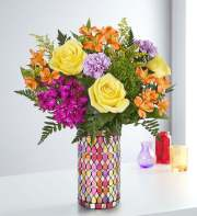 1-800-Flowers Fanciful Medley Bouquet