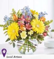 1-800-Flowers Cottage Blossoms Bouquet
