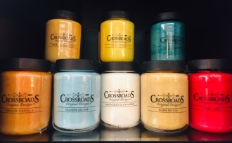Crossroads Original Designs Candles