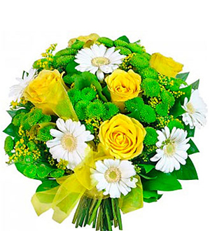 Flowers for Goldilocks