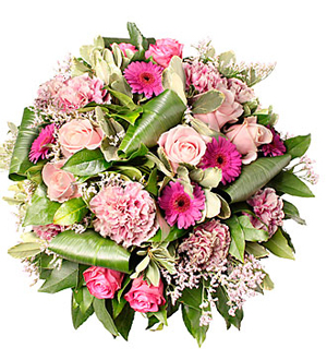Pink Bouquet Delight