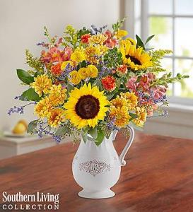 BLM Fall Farmhouse Pitcher By Southern Living
