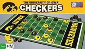 Iowa Hawkeye Checkers