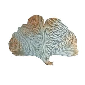 Large Ginkgo Leaf Stepping Stone