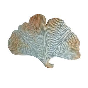 Medium Ginkgo Leaf Stepping Stone