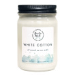 White Cotton 8 oz
