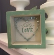 Little Love Box Sign