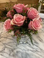 Think Pink Roses