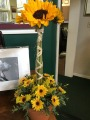 Sunflower Topiary Bouquet