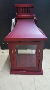 Red Small Lantern