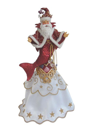 King Neptune Tree Topper