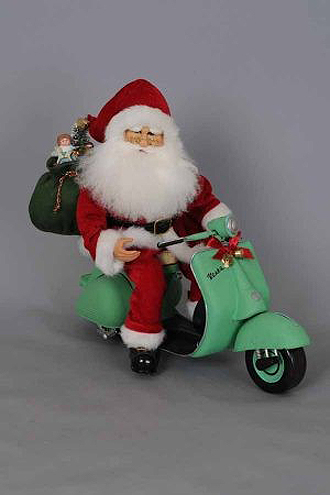 Cruising Clause Santa