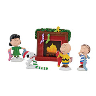 Charlie Brown, Stockings Were Hung