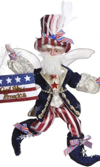 God Bless America Fairy