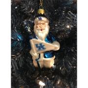 UK Santa Ornament