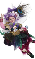 Peacock Jewel Fairy Small 9 inches