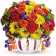 Birthday Celebrations Bouquet