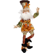 Northpole Pumpkinpie Elf Medium 17