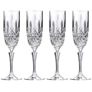 Markham Flutes, Set Of 4