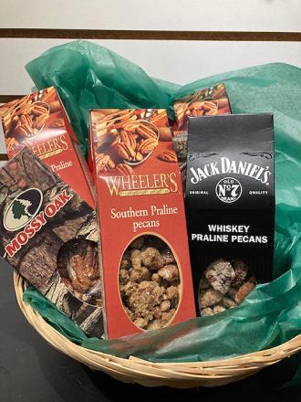 Pecan & Nut Basket