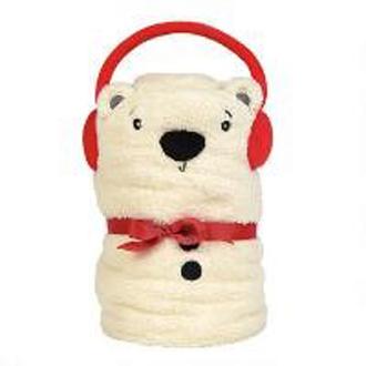 Polar Bear Snowthrow