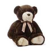 Plush Large Soft Brown Bear
