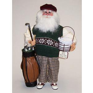 Golf Santa 16