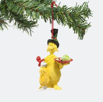 Dr. Seuss Green Eggs & Hamm Ornament