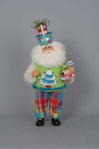 Gift Package Santa