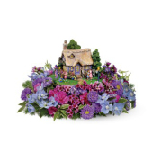 Teleflora Kinkade Easter Collectable Home