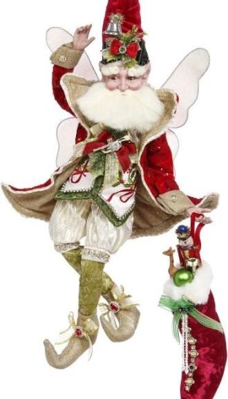 Stocking Stuffing Santa - Large