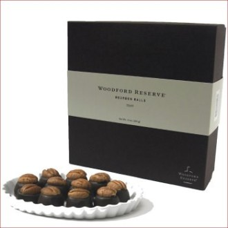 Ruth Hunt Woodford Reserve Bourbon Balls