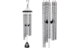 Windchimes with verses