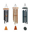 windchimes in many sizes