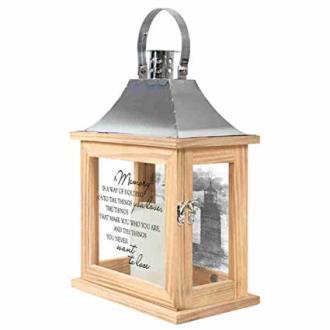 A Memory Is A Way Memorial Lantern