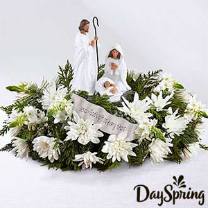 DaySpring® God\'s Gift of Love™ Centerpiece by FTD®