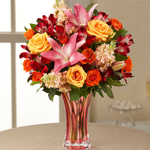 Whiting Flower Shop The Ftd Touch Of Spring Bouquet Whiting In