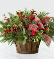 FTD Holiday Homecomings Bouquet $44.99