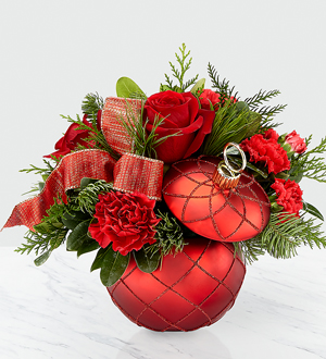 The FTD® Christmas Magic™ Bouquet