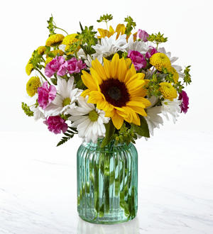 The FTD® Sunlit Meadows™ Bouquet