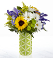Le bouquet Sunflower Sweetness™ de FTD®