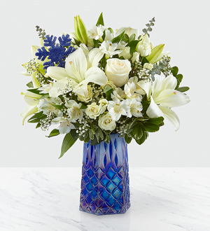 The FTD® Winter Bliss™ Bouquet