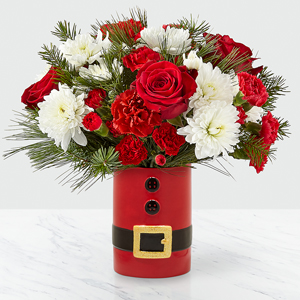 The FTD® Let\'s Be Jolly™ Bouquet